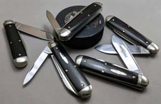 GEC - Northfield - #78 American Jack - Single Blade - Gabon Ebony Wood