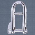 "Captive Key Pin Shackle (1/4"")"