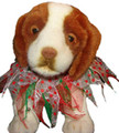 Holiday Plush Pup - Scruncy