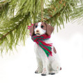 Winter Brittany Ornament
