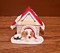 Brittany House Ornament