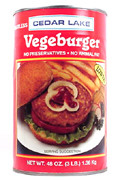 CEDAR LAKE Vegeburger 20 oz.