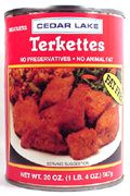 CEDAR LAKE Terkettes 20 oz.
