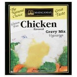 Mayacamas Chicken Gravy Mix -Vegetarian 0.75 oz PK