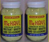 McKAY'S SEASONINGS Chicken Vegan Special