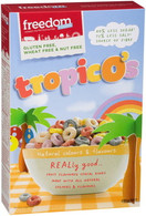 Freedom Foods TropicO's 10 oz