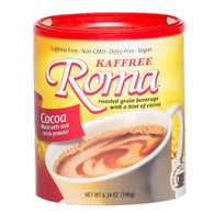 KAFFREE ROMA COCOA (Instant Roasted Grain Beverage) 7 oz.
