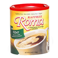 KAFFREE ROMA FIBER (Instant Grain Beverage) 7 oz.