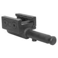 150-621 HD Picatinny Rail Versa-Pod Bipod Adapter