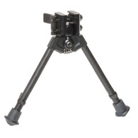 "300 Series Rubber Feet Pan/Tilt Bench 9""-12"" Bipod"
