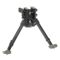 "300 Series Ski-Type Feet Pan/Tilt Bench 9""-12"" Bipod"