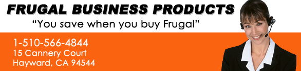 Frugal Business Products