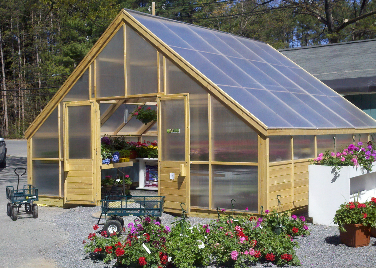 freedom greenhouses the ultimate backyard hobby greenhouse