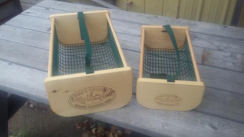Set of 2 Soft Handled Hods