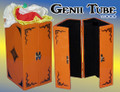 Geni Tube - Wood - Device for Magic Tricks