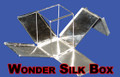 Wonder Silk Box - Metal - Improved - Device for Magic Tricks