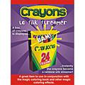Crayons to Silk Streamer - Magic Trick