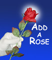 Add a Rose with Silk - - Silk Magic Trick