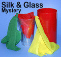 Silk and Glass Mystery - Silk Magic Trick