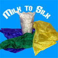 Milk to Silk - Silk Magic Trick