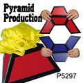 Pyramid Production Box - Device for Magic Tricks