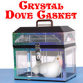 Crystal Dove Casket - Magic Production Box