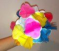 Spring Flowers - Bouquet of 18 - Paper