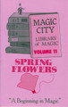 Spring Flowers Booklet By Magic City
