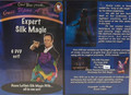 Expert Silk Magic DVD Set by Duane Laflin