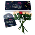 Endless Rose (Props And DVD) by Horace Ng - Flower Magic Trick