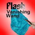 Flash Silk Vanishing Wand - Device for Magic Tricks