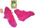 Silk to Panties Magic Trick