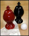 Silk and Ball Vase - Mini - Silk Magic Trick