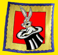 36 Inch Rabbit in Hat Silk - For Magic Tricks