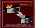Fire to Dove Drawer Box by Tora Magic