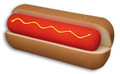 Foam (Sponge) Hot Dog by Goshman Magic