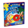 Visible Color Changing CDs by Vincenzo Di Fatta