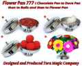 Flower Pan 777 by Tora Magic (with DVD)