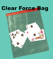Clear Force Bag - Economy Model