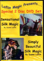 Sensational Silk Magic and Simply Beautiful Silk Magic 2 DVD Set