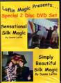 Sensational Silk Magic and Simply Beautiful Silk Magic 2 DVD Set
