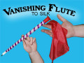 Vanishing Flute to Hanky - Silk Magic Trick