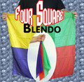 Four Square Blendo Silks - Magic Trick