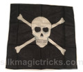 Duane Laflin Silk For Magic Tricks -  Skull 18""