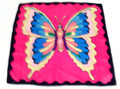 Duane Laflin Silk For Magic Tricks Color Butterfly - 18 Inch
