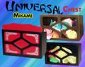 Universal Chest by Mikame - Magic Trick Device