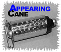 Apearing Cane - Black Metal - Japanese Made
