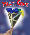 Multi Cone - ExChango Cube Magic Trick Prop
