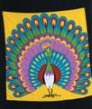 Morris Silks 36 Inch Peacock Silk