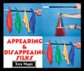 Appearing and Disappearing Silks on Wand by Tora Magic